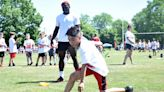 'Share my gift': Chiefs star WR Tyreek Hill brings youth football camp to Columbia