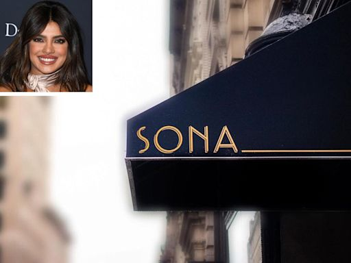 Priyanka Chopra Announces Opening of New Indian Restaurant in N.Y.C.: 'Can't Wait to See You There'