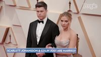 'Jost Married!' Scarlett Johansson and Colin Jost Tie the Knot in Intimate Ceremony