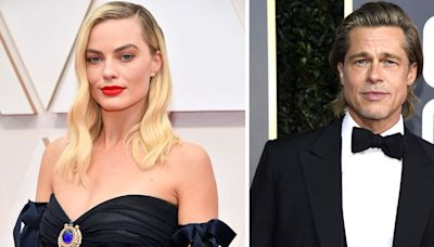 Margot Robbie and Brad Pitt's Hot, Talented Faces Could Be in Another Movie Together