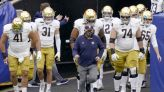 No. 2 Notre Dame visits No. 25 UNC in pivotal ACC matchup