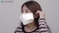 Hong Kong-Shenzhen Hospital Demonstrates How to Make Your Own Face Mask From Paper and Tape