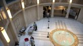 First confirmed virus case at Capitol since Feb. 1