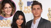 Drew Barrymore Was Once a 'Third Wheel' on Vanessa Hudgens, Zac Efron's Date