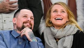 Benji Madden Praises Cameron Diaz in Heartfelt Message on Her First Mother's Day