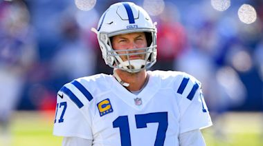 Former Colts, Chargers QB Philip Rivers retires from NFL after 17 seasons