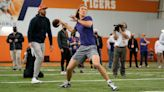 NFL Draft -- College pro day schedules