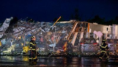 Tornadoes spur injuries, damage in eastern Pennsylvania