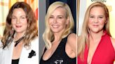 All-Stars! Drew Barrymore 'Fangirls' Over Chelsea Handler and Amy Schumer