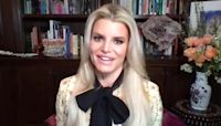 Jessica Simpson talks about parenting, body positivity and sobriety