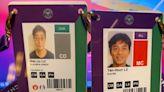 盧威儒專欄》球員及團隊證件credentials 因疫情關係今年溫網大改版