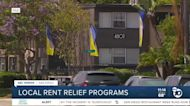 San Diego connecting residents to rent relief as state's eviction moratorium ends
