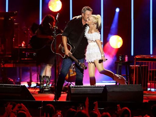 Here's why Blake Shelton and Gwen Stefani haven't gone on a honeymoon
