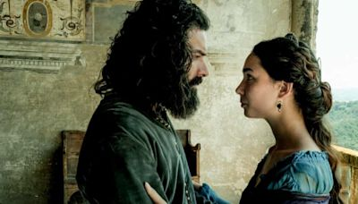 "Aidan Turner discusses Matilda De Angelis' ""muse"" role in Leonardo"