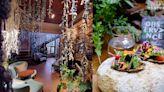 一年僅開放3個月的五感用餐體驗~Feuille Food Lab,在城市中的餐桌上來場秘境之森的探險旅程吧!