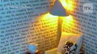 這些超精緻微型書角裝飾,只有一本書的大小!