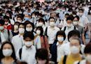 武漢肺炎》日本今單日確診破200人 東京疫情有外擴跡象