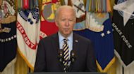 Biden Says U.S. Achieved Objectives in Afghanistan