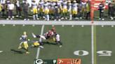 Look: Terrifying Hit On Bengals Quarterback Joe Burrow