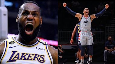 NBA/「威少」遭交易至湖人 組超級3巨頭