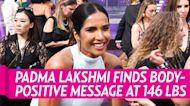 Padma Lakshmi Kisses Writer Terrance Hayes After Splitting From Adam Dell