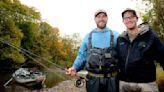 2021 Salmon Season Draws Enthusiastic Anglers To Salmon River Corridor