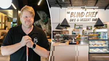澳洲廚師喪失視力被迫辭職 創業開咖啡館