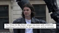 James Bay says girlfriend pushed him to pursue music career