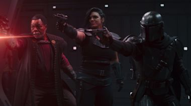 'The Mandalorian': Who's That Guy in Jeans and a T-Shirt? And More Burning Questions From Episode 4