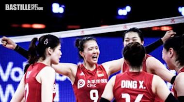 東京奧運中國女排出擊 快招撼土耳其 | 兩岸