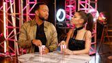 'The Voice': Ariana Grande, John Legend Walk off Set When Blake Shelton and Kelly Clarkson Start Fighting