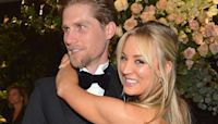 Kaley Cuoco's third engagement ring is a huge rock