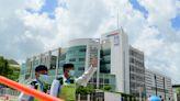 香港保安局長引國安法 凍結蘋果日報印刷廠房