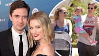 Topher Grace and wife Ashley Hinshaw welcome their second child