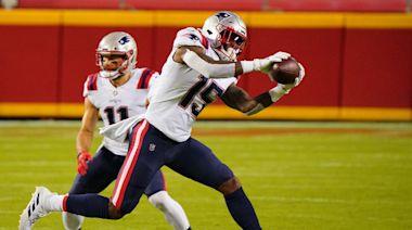 Patriots vs. Bills Week 8 injury report: N'Keal Harry misses practice with concussion