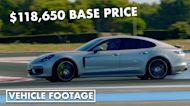 2021 Porsche Panamera 4S E-Hybrid GT drive