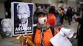 WikiLeaks founder Julian Assange appears in U.K. court to fight extradition to U.S.