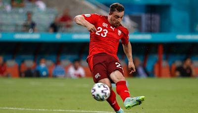 Xherdan Shaqiri happy as Switzerland do their job in bid to reach last 16