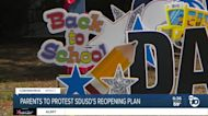 Group plans to protest SD Unified's reopening plan