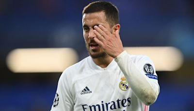 What has happened to Eden Hazard? Chelsea give former favourite painful reminder that grass is not always greener