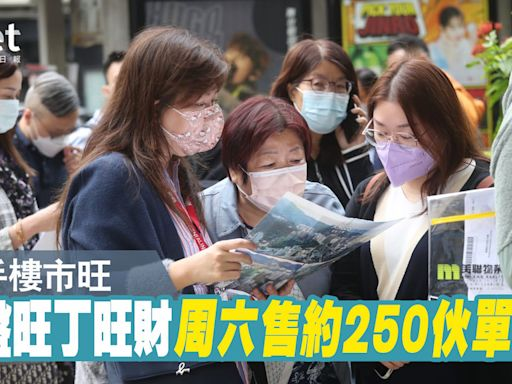 星凱‧堤岸推動 周六新盤單日近250伙單位 - 香港經濟日報 - 地產站 - 新盤消息 - 新盤新聞