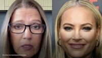 Mary Trump calls Meghan McCain an 'idiot' in interview
