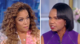 'Sunny Is Just As Smart': Condoleezza Rice's 'Brazenly Condescending' Back and Forth with 'The View' Co-Host Sunny Hostin Called...