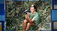 Jane Goodall celebrates 60 years of studying chimpanzees in Tanzania