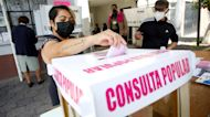 Mexico's referendum on trying former presidents falls short