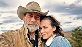 Jeffrey Dean Morgan & Hilarie Burton's House: The Farm They Call Home