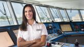 Captain Kate McCue, a trailblazer, is at the helm as U.S. relaunches cruises