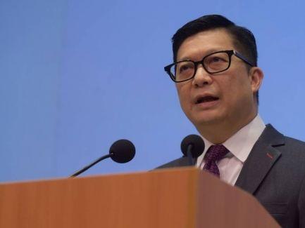 信報即時新聞 -- 鄧炳強警告勿趁雙十節作分裂國家行為