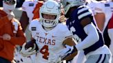 Texas receiver Jordan Whittington says God would've had to talk to him directly to keep him from football