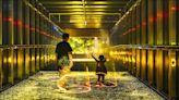 光影藝術節 林佳龍:台灣燈會姊妹版2.0